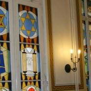 Látogatás az Országos Rabbiképző – Zsidó Egyetemen