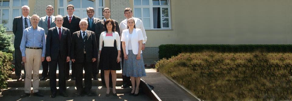 A Generál Konferencia Nevelési Osztályának látogatása