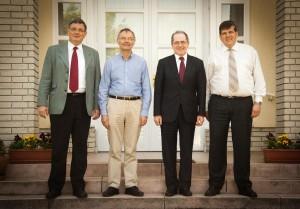 Az akkreditációs delegáció