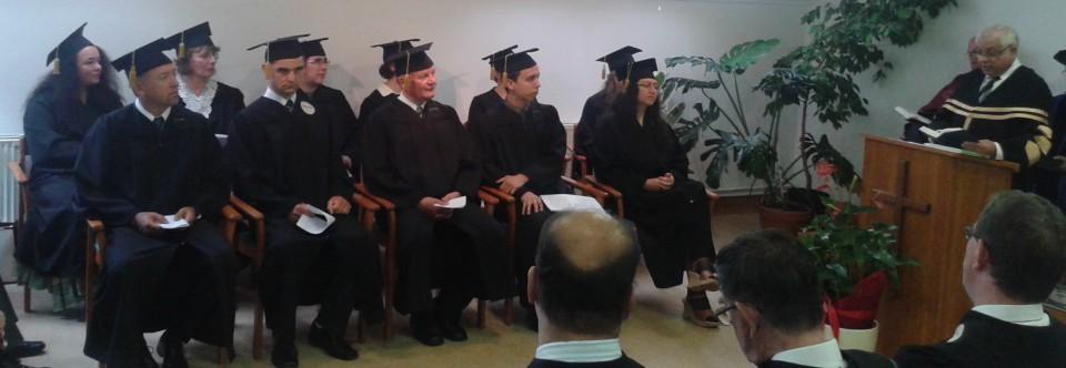 Tanévnyitó és diplomaosztó ünnepség az Adventista Teológiai Főiskolán