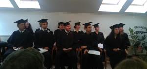 Friss diplomásaok